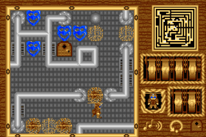 Prospector in the Mazes of Xor 4