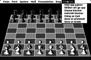 Psion Chess 0
