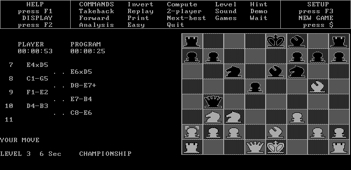 Psion Chess 5