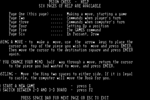 Psion Chess 3
