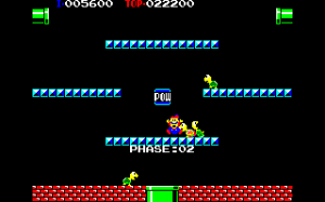 Punch Ball Mario Bros. abandonware