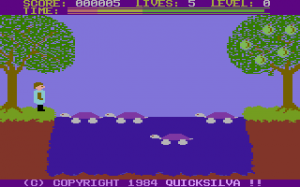 Purple Turtles abandonware