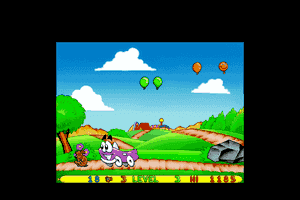 Putt-Putt and Pep's Balloon-o-Rama 12