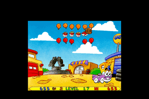 Putt-Putt and Pep's Balloon-o-Rama 22