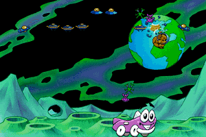 Putt-Putt and Pep's Balloon-o-Rama 27