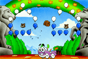 Putt-Putt and Pep's Balloon-o-Rama 28
