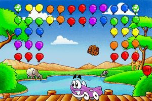 Putt-Putt and Pep's Balloon-o-Rama 29