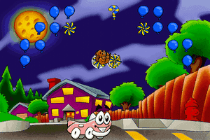 Putt-Putt and Pep's Balloon-o-Rama 32