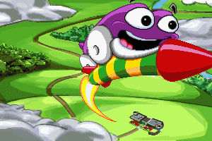 Putt-Putt Goes to the Moon 3