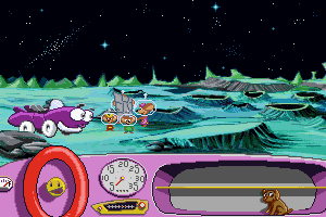 Putt-Putt Goes to the Moon 5