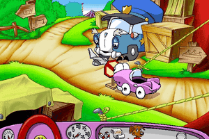 Putt-Putt Joins the Circus 9