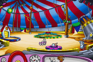 Putt-Putt Joins the Circus 2