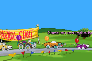 Putt-Putt Joins the Parade 10