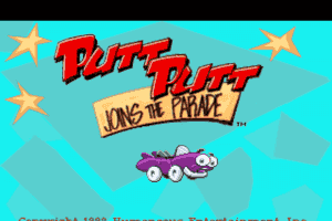 Putt-Putt Joins the Parade 0