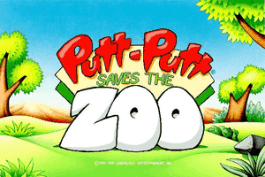 Putt-Putt Saves the Zoo 0