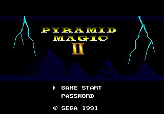 Pyramid Magic II 0
