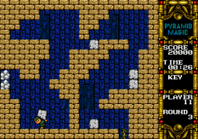Pyramid Magic II abandonware