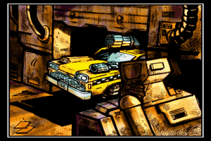Quarantine II: Road Warrior abandonware