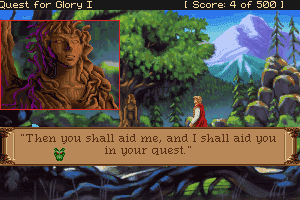 Quest for Glory I: So You Want To Be A Hero 10