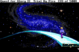 Quest for Glory II: Trial by Fire 11