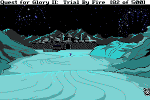 Quest for Glory II: Trial by Fire 12