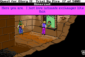 Quest for Glory II: Trial by Fire 8