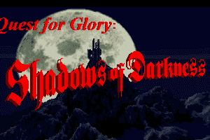 Quest for Glory: Shadows of Darkness 0