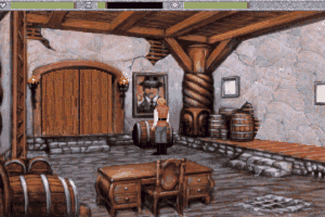 Quest for Glory: Shadows of Darkness abandonware
