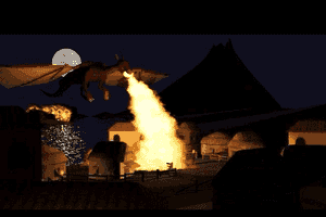 Quest for Glory V: Dragon Fire 2