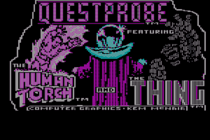 Questprobe: Featuring Human Torch and the Thing 0