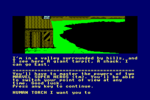Questprobe: Featuring Human Torch and the Thing abandonware