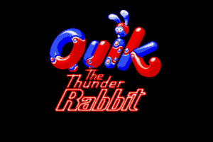 Quik the Thunder Rabbit 2