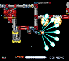 R-Type III: The Third Lightning 3