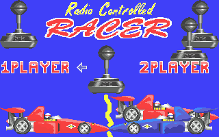 Radio Controlled Racer 1