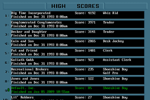 Rags to Riches: The Financial Market Simulation 16