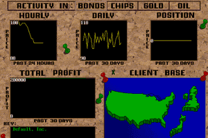 Rags to Riches: The Financial Market Simulation 3