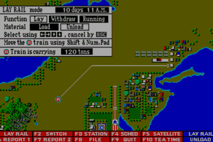 Railroad Empire abandonware