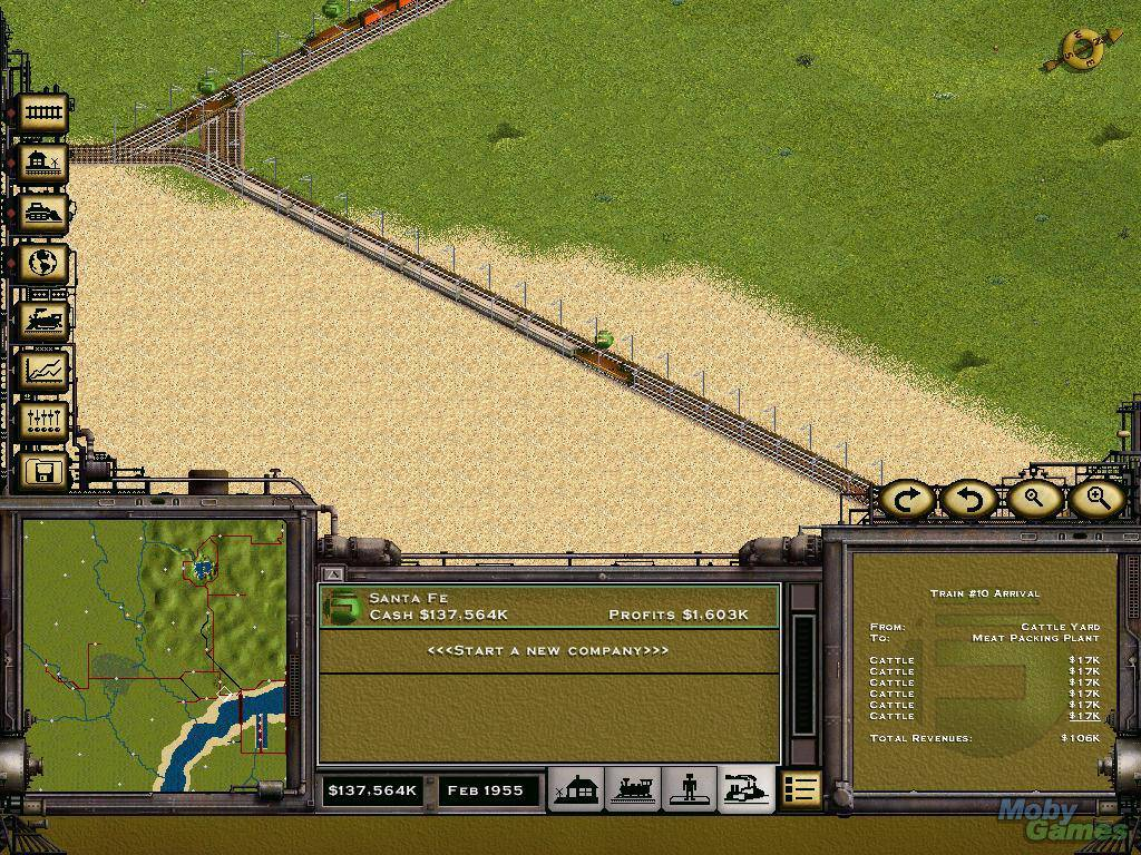 Free download railroad tycoon 2 pc game full cracked and ripped.