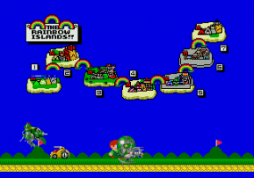 Rainbow Islands Extra abandonware