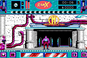 Ranx: The Video Game 1