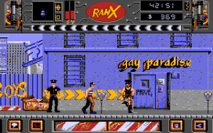 Ranx: The Video Game 9