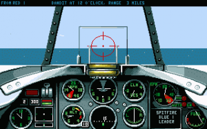 Reach for the Skies abandonware