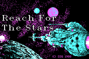 Reach for the Stars: The Conquest of the Galaxy 1