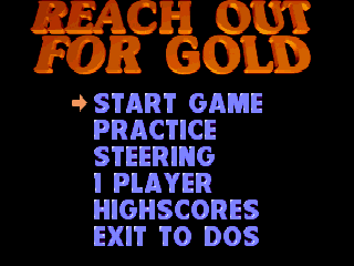 Reach out for Gold 0