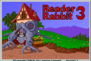 Reader Rabbit 3 0