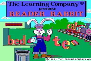 Reader Rabbit 0