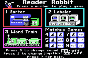Reader Rabbit 1
