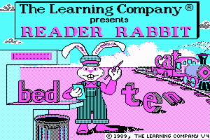 Reader Rabbit 6