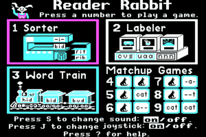 Reader Rabbit 7