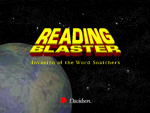 Reading Blaster: Invasion of the Word Snatchers 0